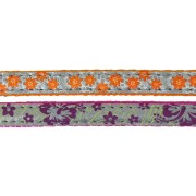Cat  Reflective Floral Collar - Kaelarihm kassile