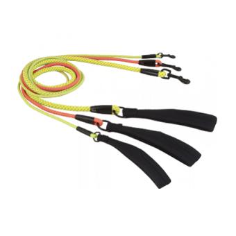 Hurtta Lifeguard Dazzle Rope Leash - jalutusrihm