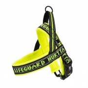 Hurtta Lifeguard Padded harness - kollane
