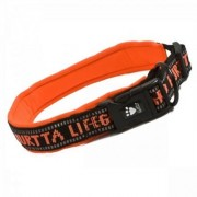 Hurtta Lifeguard Padded collar -  oranž