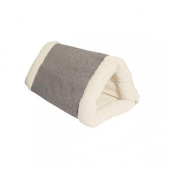 Snuggle Plush 2 in 1 Cat Comfort Den- Kassi koobas