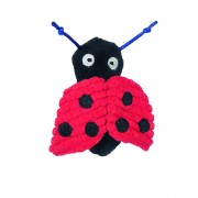 Catnip tune chaser ladybird- lepatriinu