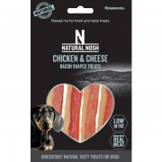 Chicken/Cheese Bacon Treats 100g