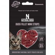 Natural Nosh Duck Fillet Mini Strips 50g