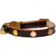 Cat Collar Oxblood - Kassi kaelarihm