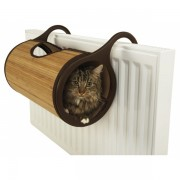 Bamboo radiator bed