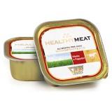 HealthyMeat monoproteiintoit koertele Vasikaliha ja roheliste ubadega