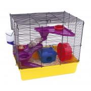 Puur hamstritele/hiirtele Deluxe Hamster Home