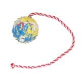 Gappay kummist pall 6cm, nõõriga 50cm